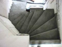 Сходи бетонні.