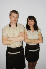 Униформа для барменов, официантов