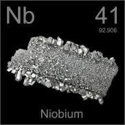 Niobium - waste for melting