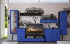 Мебель детская модульная Аватар