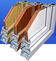 Window sandwich panel