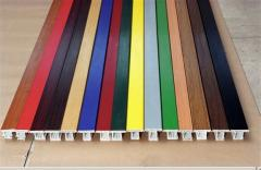 SERVICES for lamination films PVC profiles.