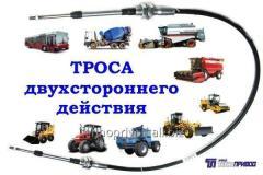 Трос дистанционного управления КПП,ГСТ,подачи
