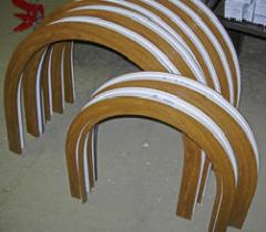 Arched design