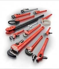 The Ridgid tool for installation and operation of