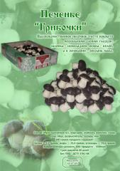 Products confectionery mushrooms