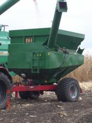 Перегрузчики зерна
