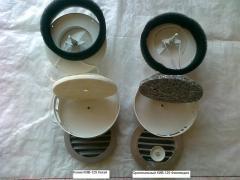 Pritochny KIV-125 valve, quality Chinese copy...