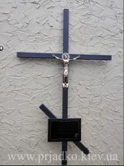 Крест на могилу,   Круглосуточная информационная ритуальная служба «ЧП Прядко»