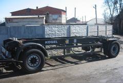 Kogel trailer