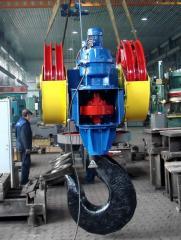 Hook suspension bracket, production, production,
