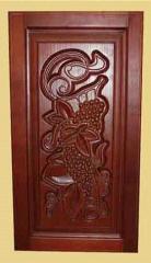 Изделия деревянные резные