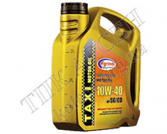 Semi-synthetic motor oil universal Agrinol TAXI