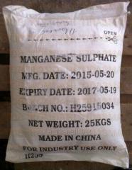 Manganese sulfate, manganese sulfate