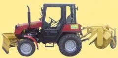 Equipment for utility equipment, Technician for