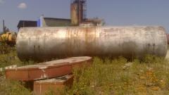 Bimetallic zhd tanks on 54m.kub., food