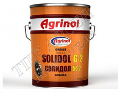 Greasing of general purpose Agrinol Zh-2 Solid oil