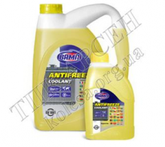 A-40 antifreeze of yellow 5 l of VAMP