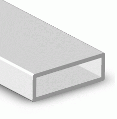 Electrowelded pipes rectangular (10×30) section