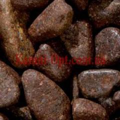 Porfirny pebble of brown 20-40 mm
