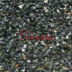 Crumb of green marble 2-4 mm