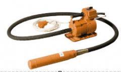 Вібратор глибинний еПК-1300 220В