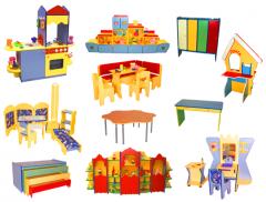 Набор мебели для детских садов