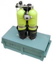 Аппарат воздушно-дыхательный АВМ-12