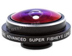 Об'єктив Super fisheye (фишай) 235 °для
