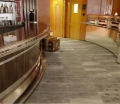 Плитка керамическая для пола Castello серый