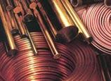 Bars of copper M1, Sq.m, MZ state standard