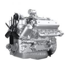 Двигатель ЯМЗ-238 атомобиля КРАЗ