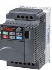 Converters of frequency Delta VFD-E with a power