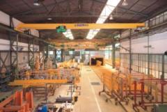 The one-beam bridge crane basic, loading capacity