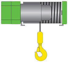 Tal electric rope (stationary) the SH and AS7