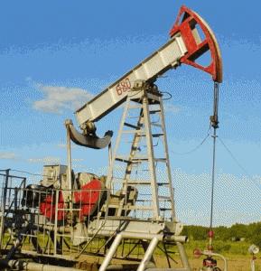 Производство станков-качалок для добычи нефти