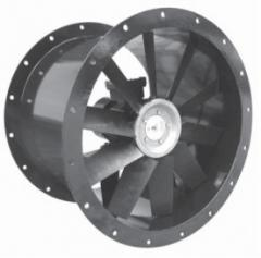 Deltafan fans channel explosion-proof power