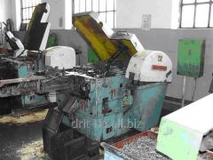 Automatic machine gvozdilny Wafios, Kovopol