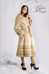 Fur coats from the producer