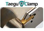 Металлорежущий инструмент Tclamp - канавочный и
