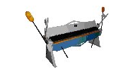 Manual sheet segment bending machines: LR2,5h1520,