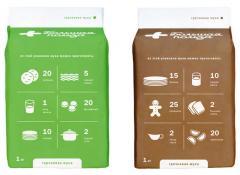 Бумажные пакеты и мешки для сыпучих промышленных