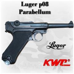 Пистолет Luger p08 Parabellum Blowback