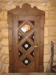 Двері дерев`яні старені