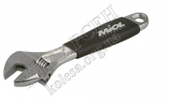 Adjustable spanner (І - 200, Ø 0 - 24 mm)