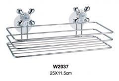 Полка прямоугольная (краники) W2037