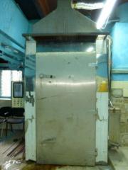 Heat chamber of an elektrichn of FESSMAN