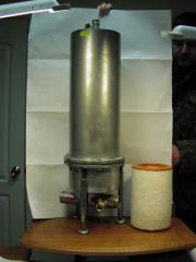 Filters - separators