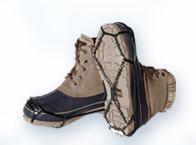 Накладки на взуття для ходьби по снігові й льоду