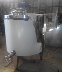 Copper of varochjny 1200 l automatic machine